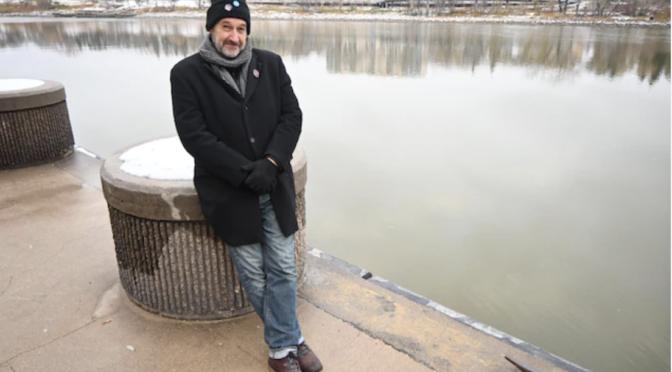 Hommage à la rivière Rouge, par le poète Sébastien Gaillard, 2021