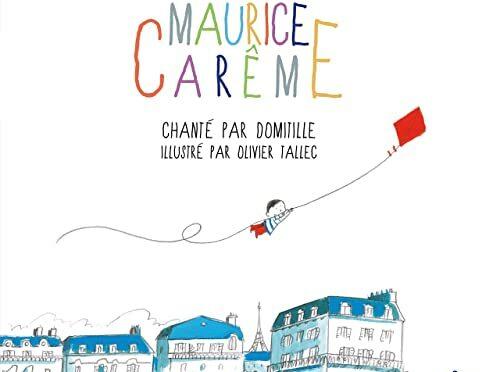Il pleut sur la Seine-Maurice Carême